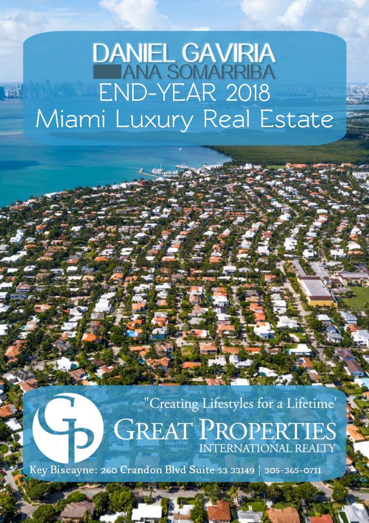 GREAT PROPERTIES INTL 2018 END-Year Market Report