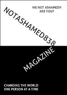 NotAshamed838 Magazine