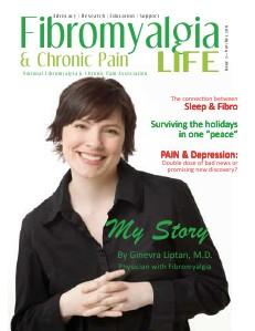 FibromyalgiaChronic Pain LIFE_JanFeb2012 Fibromyalgia Chronic Pain Life NovDec 2011