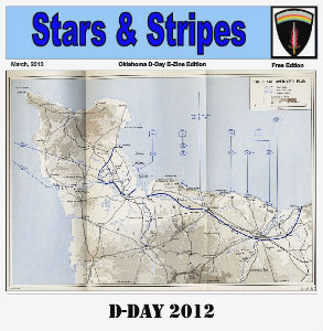 Stars and Stripes January 2012 Stars and Stripes March 2012