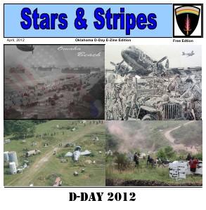 Stars and Stripes January 2012 Stars and Stripes April 2012