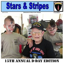 Stars and Stripes January 2012