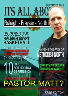 Its All About Raleigh - Frayser - North Memphis December 2015