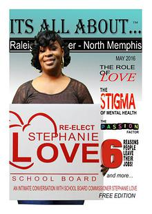 Its All About Raleigh - Frayser - North Memphis May 2016