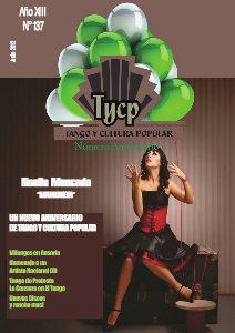 Tango y Cultura Popular N° 137 Jun. 2012