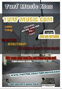 Turf Music Max