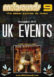 MeloSounds Music Magazine December 2013 UK Edition