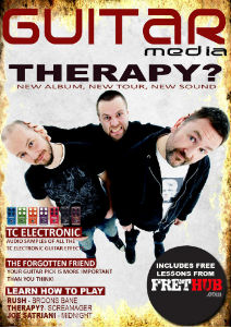 Guitar Media Magazine  Guitar Media - March 2012
