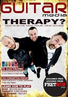 Guitar Media Magazine