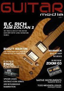 GUITAR MEDIA MAGAZINE No.3