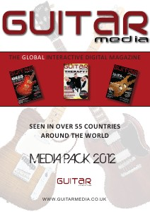 Guitar Media Magazine - Media PACK 2012