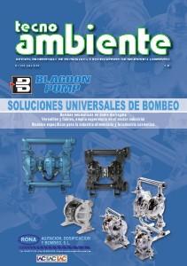 Revista TecnoAmbiente, n.º 213 Revista TecnoAmbiente, n.º 221