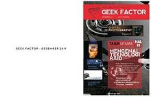 Geek Factor Magezine
