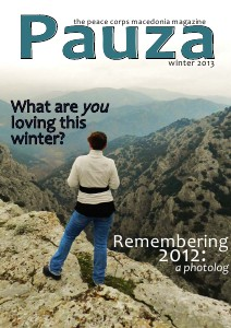 Pauza Magazine Winter 2013
