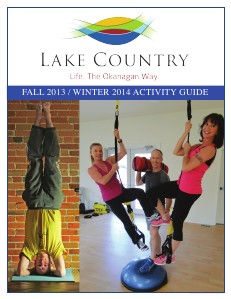 Fall/Winter 2013-2014 Activity Guide