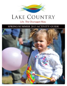 Spring / Summer 2013 Activity Guide