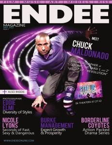 ENDEE Magazine May 2012_print version May. 2012