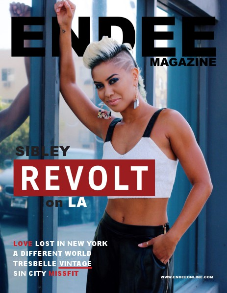 ENDEE Magazine Oct. 2014