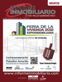 REVISTA INFORME INMOBILIARIO SEPTIEMBRE DE 2012