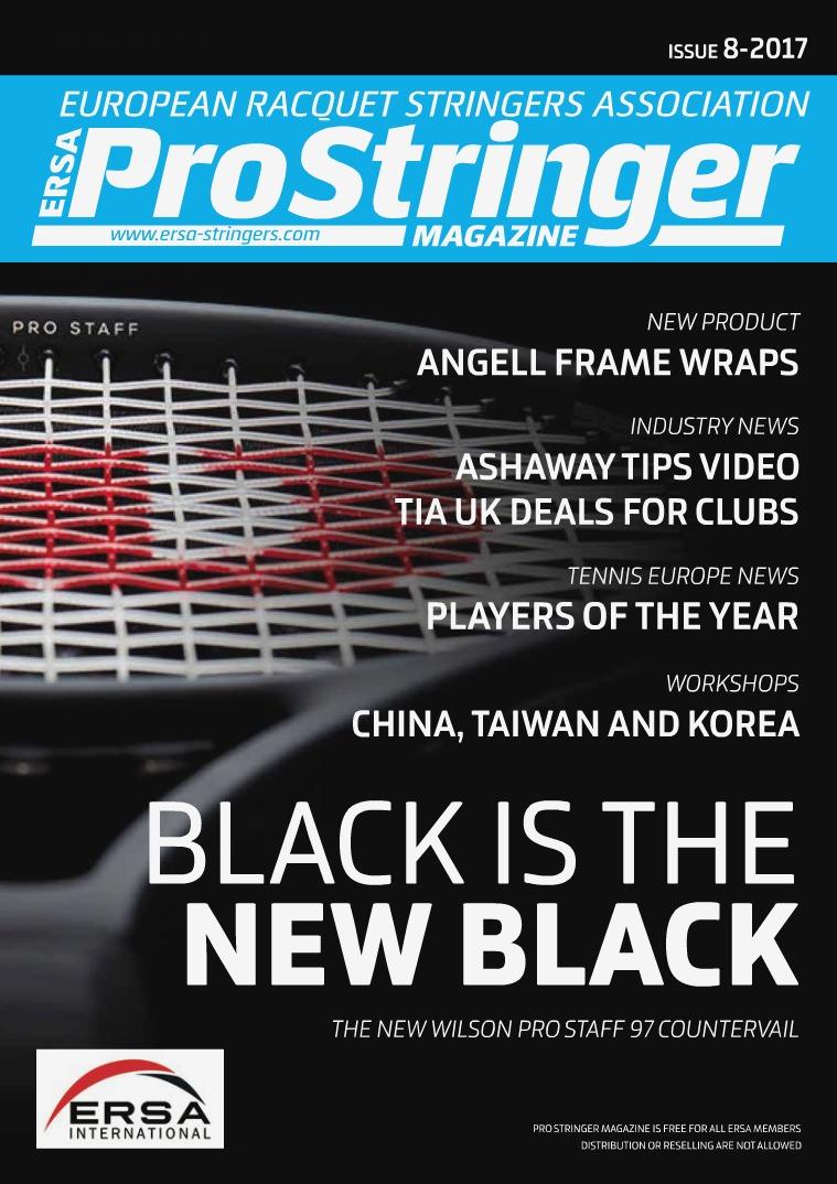 Pro Stringer Issue 8 - 2017 ProStringer_0817 final
