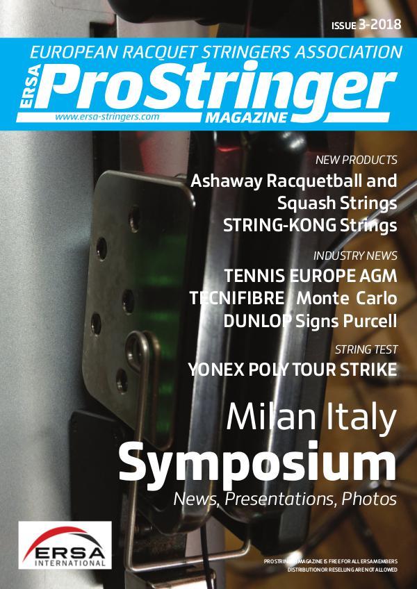 ERSA Pro Stringer Issue 3 - 2018 pro stringer 3 2018.indd - Kopie