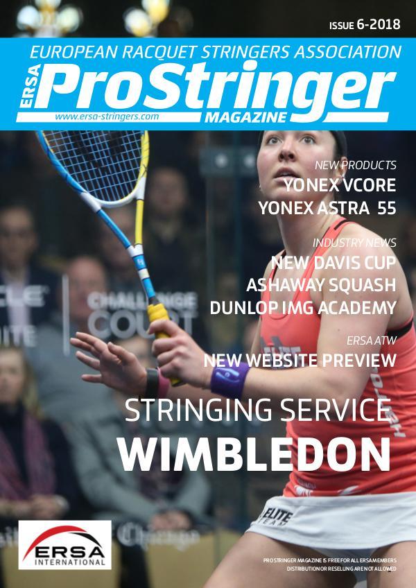 ERSA PRO STRINGER ISSUE 6-2018 prostringer6-18 web