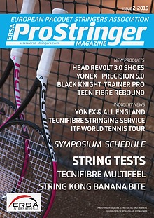ERSA Pro Stringer Magazine Issue 2 - 2019