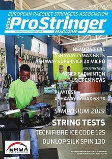 ERSA Pro Stringer 3 - 2019