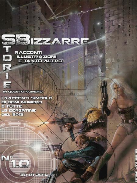 SB Storie Bizzarre SB  N1.0