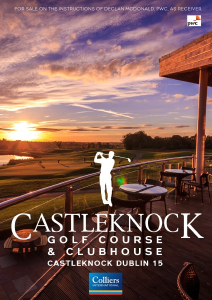 Colliers Ebrochures Castleknock Golf Course & Clubhouse E-Brochure