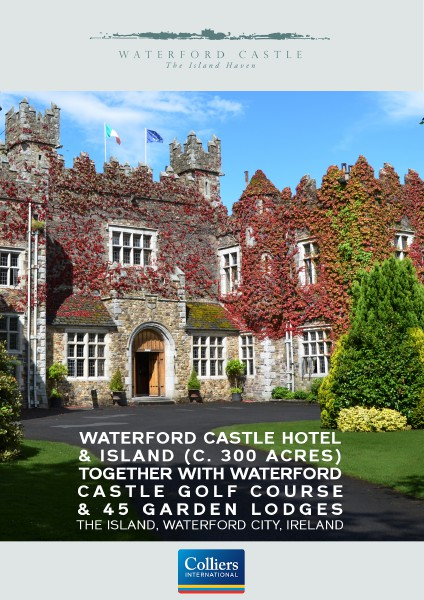 Colliers Ebrochures Waterford Castle E-Brochure