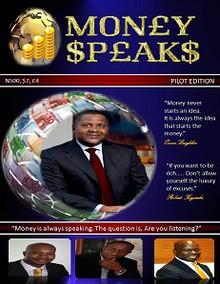 MONEY SPEAKS 1
