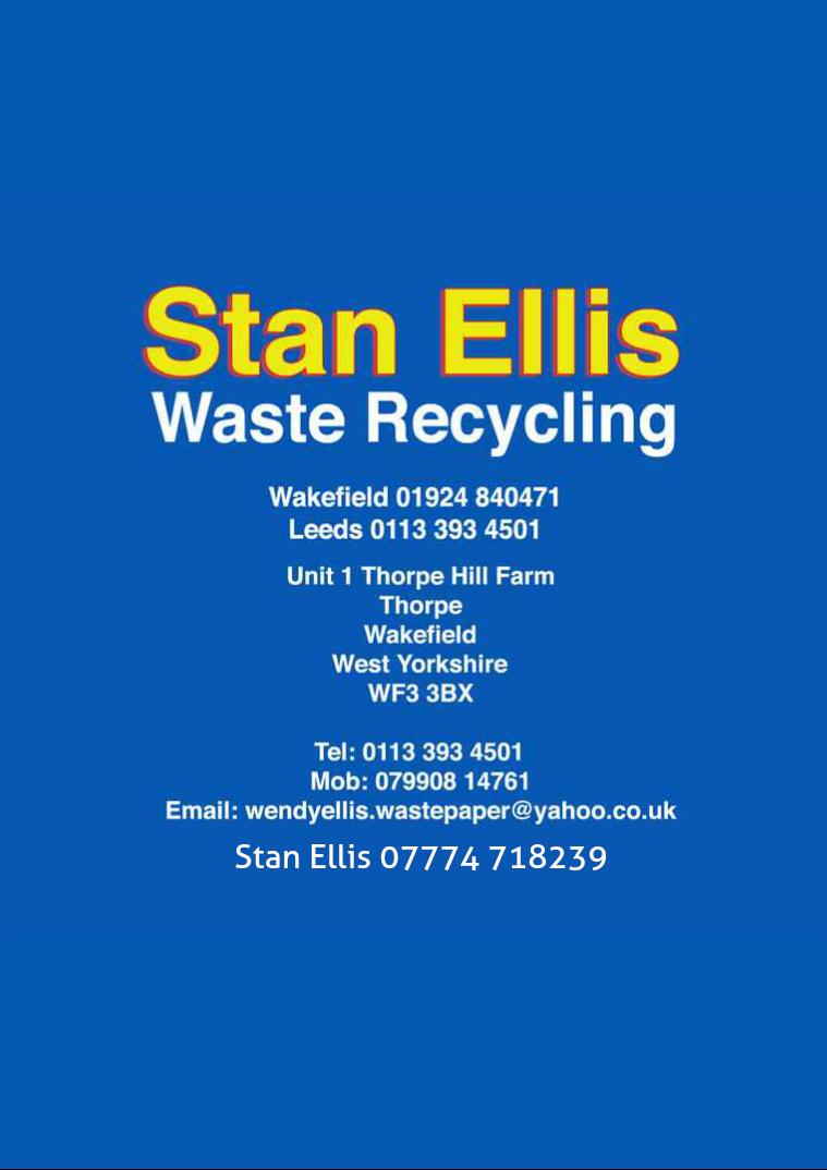 Stan Ellis Waste Paper Collections Stan Ellis Waste Paper Collections Ltd