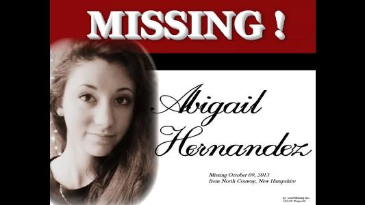 Missing Abigail Hernandez I