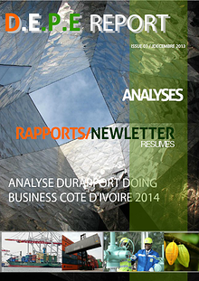 DOING BUSINESS IN COTE D'IVOIRE
