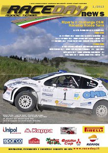 Raceday News 2013