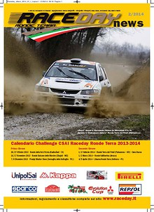 Raceday News 2013