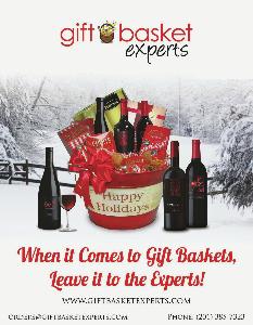Gift Basket Experts Holiday Catalog 2013 Winter 2013