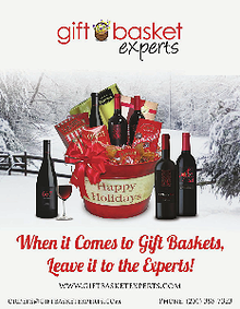 Gift Basket Experts Holiday Catalog 2013