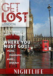 GET LOST in London