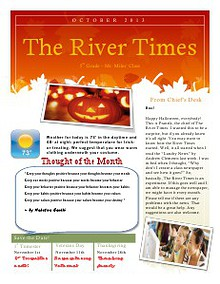 The River Times