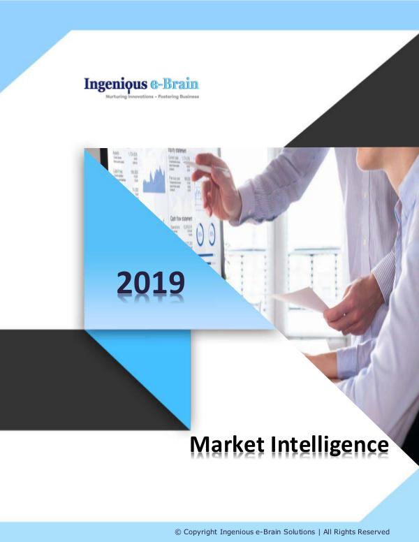 Market Intelligence & Research Services | Ingenious e-Brain Market Intelligence