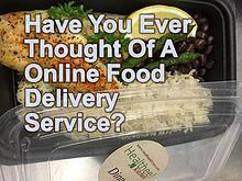 Online Food Delivery in Toronto