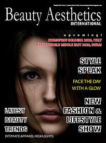 Beauty Aesthetics International (January-March 2020) - Issue#1/2020
