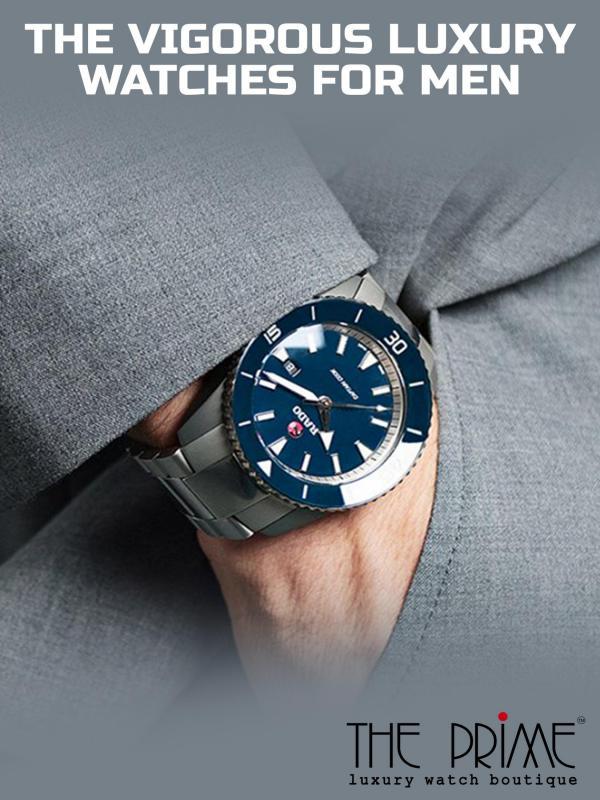The Vigorous Luxury Watches for Men The Vigorous Luxury Watches for Men