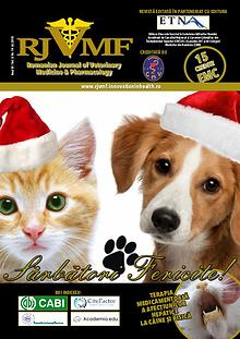 Romanian Journal of Veterinary Medicine & Pharmacology