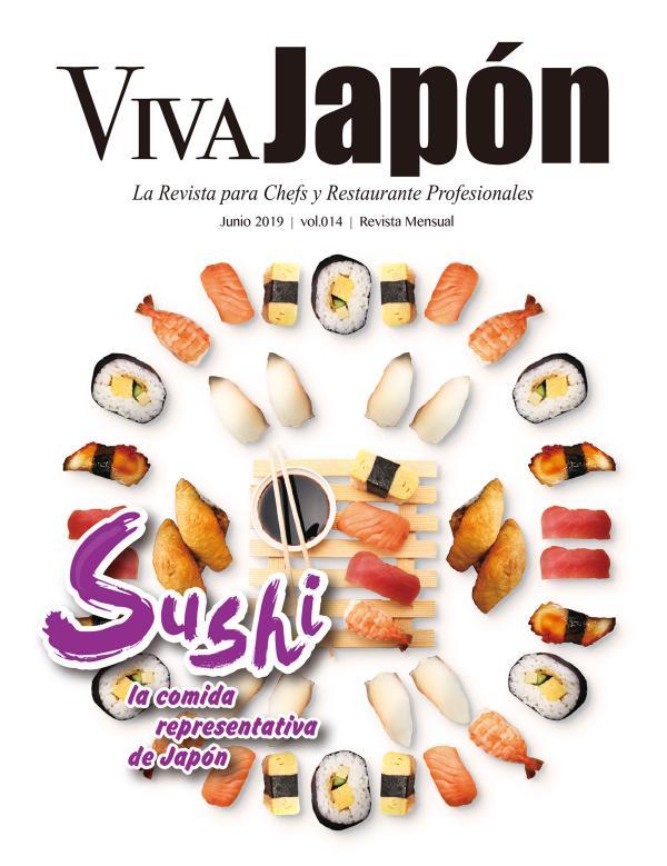 VIVA JAPÓN Junio issue vol.014