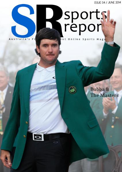 Sports Report June 2014