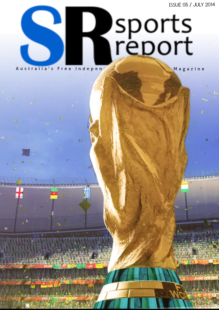 Sports Report July 2014