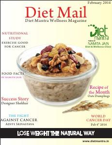 Diet Mantra Wellness Magazine- February 2014